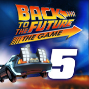 Back to the Future Episode 5 in App Store