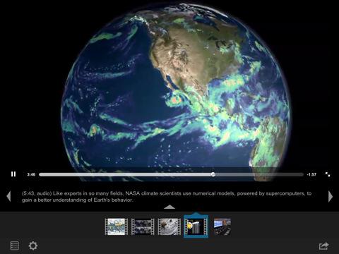 NASA Visualization Explorer laat je het ware NASA ontdekken op je iPad