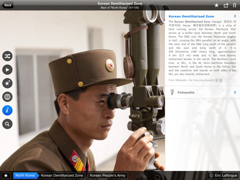 Fotopedia gunt ons blik achter grens Noord-Korea