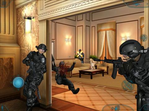 Tom Clancy's Rainbow Six: Shadow Vanguard HD voor iPad