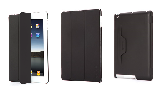 Griffin komt met smarter cover: IntelliCase for iPad
