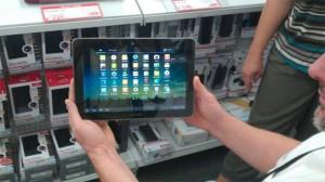 Wel verbod op Galaxy Tab in Duitsland