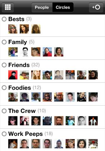 Google+ app ondersteunt nu ook iPad