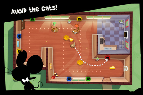 De nieuwe iPhone must-have game: Spy Mouse