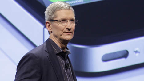 Tim Cook: Nothing changes at Apple