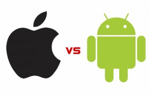 Androidtablets winnen terrein op Apple's iPad