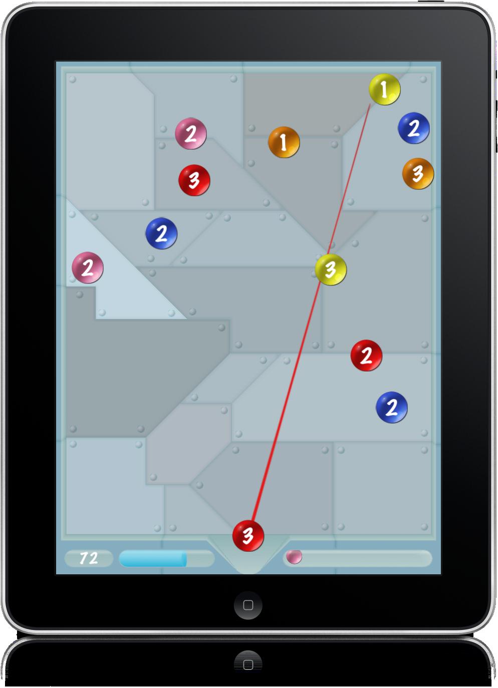 AppEvent: Marble Zapp voor iPad vandaag GRATIS
