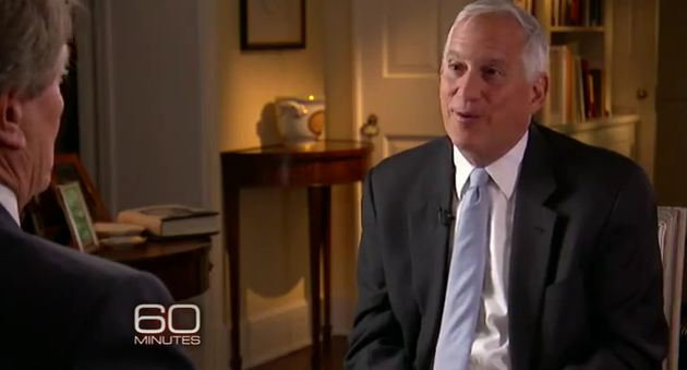 Volledige interview Walter Isaacson in 60 Minutes