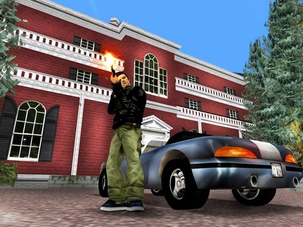 Grand Theft Auto III komt naar iPad
