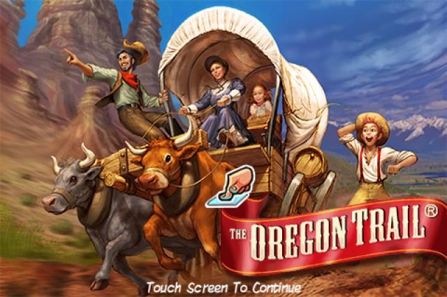 The Oregon Trail voor iPad: Trip down memory lane!