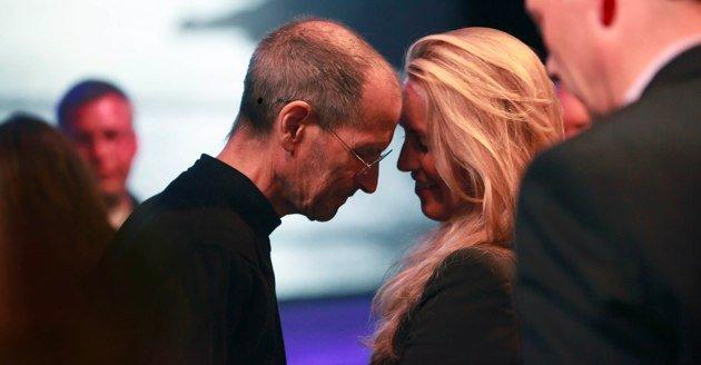 Overlijdensakte Steve Jobs in handen media
