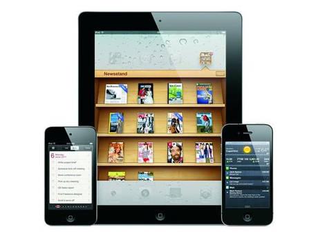 iOS5's Kiosk apps zeer populair in App Store