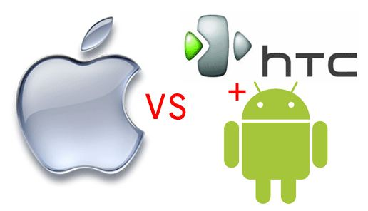 Apple wint patentstrijd HTC