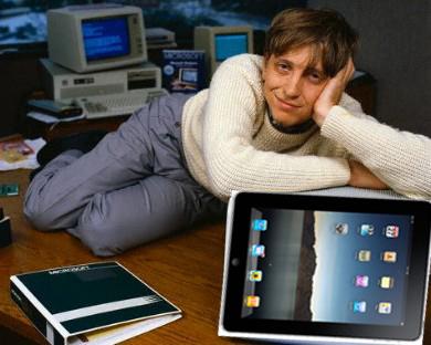 iPad ontstaan doordat Microsoft medewerker mond voorbij praatte