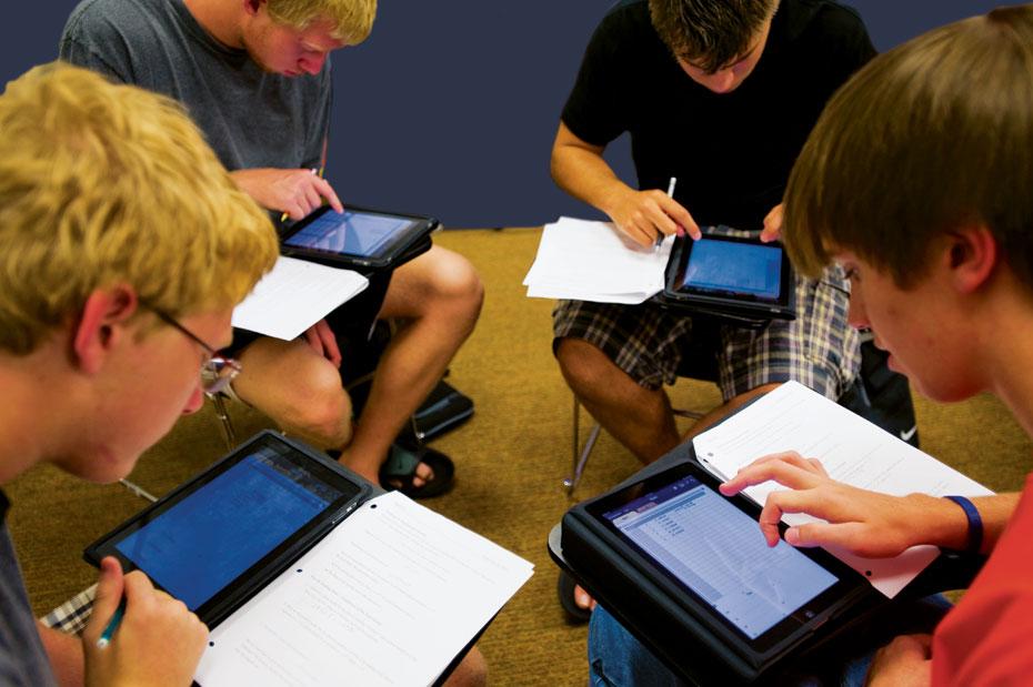 iPadgebruik onder de loep