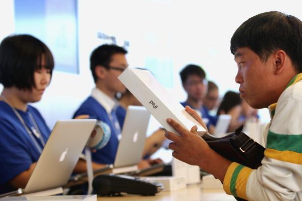 Meer Chinese dan Amerikaanse tieners bezitten iPad