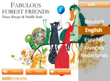 Gratis: iPad Kinderboek app 'Kampioenen'