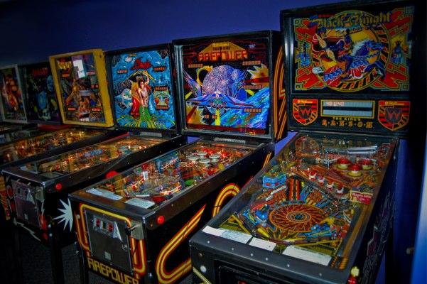'The Pinball Arcade' brengt klassieke kasten naar iPad in 2012