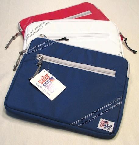 Sailor Bags' iPad Sleeve geeft tablet nautisch tintje