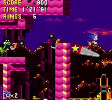 Sega showt nieuwe trailer Sonic CD voor iPad