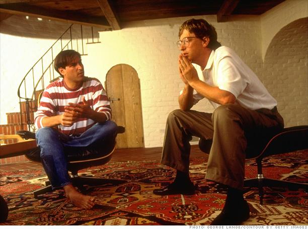 """Steve Jobs: """"Bill Gates is een dief!"""""""