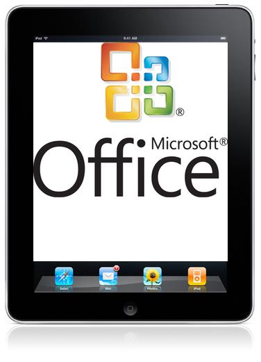 Microsoft Office komt in 2012 naar iPad