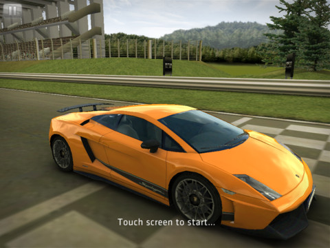 Direct Gratis meenemen: Sports Car Challenge voor iPad