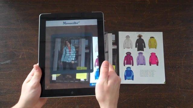 X-Ray app voor iPad geeft kijkje onder kleding modellen