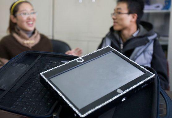 Chinese student bouwt iPad voor vriendin voor 94 euro