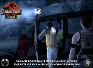 Jurassic Park Ep. 3 beschikbaar for iPad