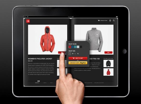 iPadbezitter doet eerder internetaankopen