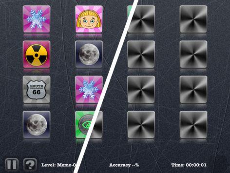 Train je geheugen met 'Memory Trainer Pro' voor iPad en iPhone [PROMOCODES]