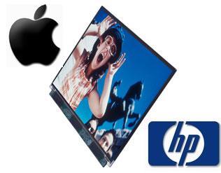 Apple streeft HP voorbij als grootste PC bouwer