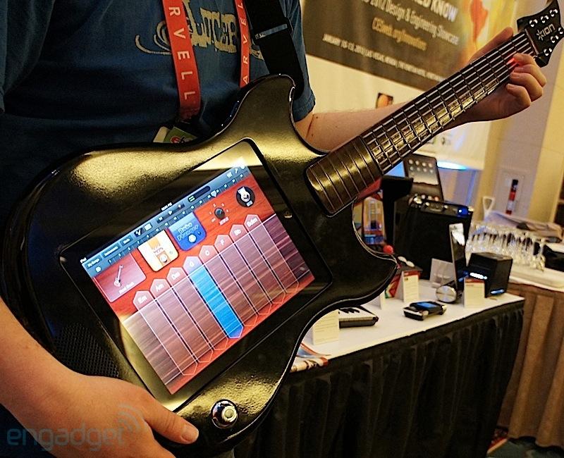 iON komt binnenkort met Guitar Apprentice for iPad