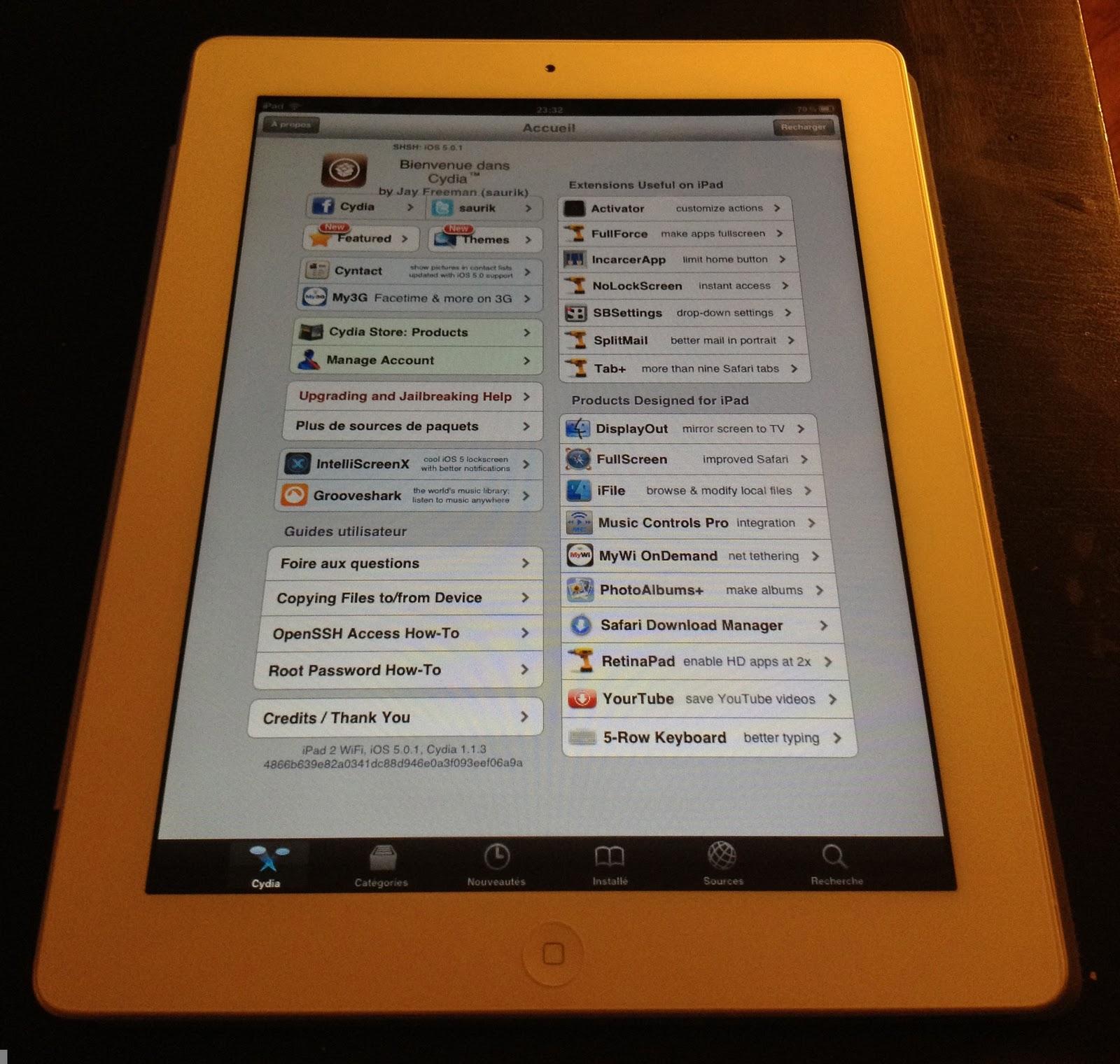 Hacker Pod2G toont untethered iPad 2 jailbreak