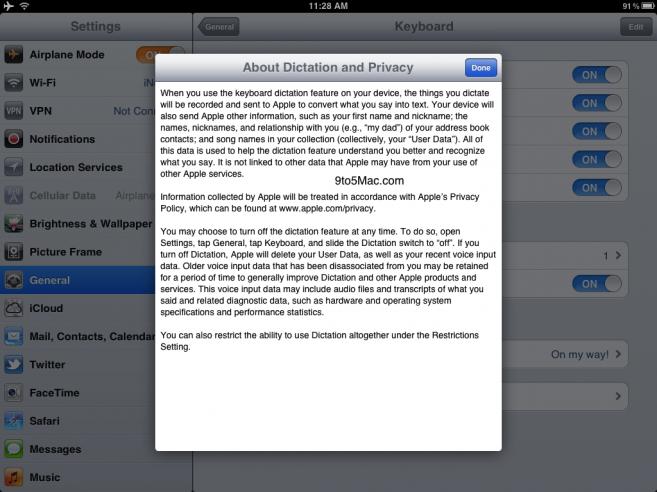 Binnenkort: Siri naar de iPad?