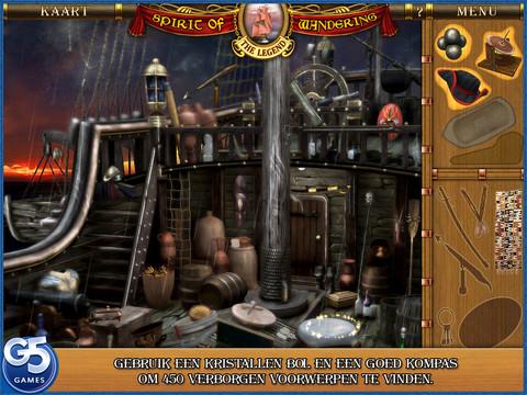 Spirit of Wandering – The Legend tijdelijk GRATIS voor iPad