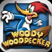 Woody Woodpecker: Bekend van vroeger nu op je iPad