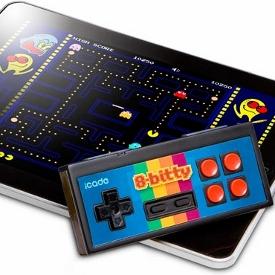 Ouderwets gamen met de iCade 8-Bitty controller voor iPad