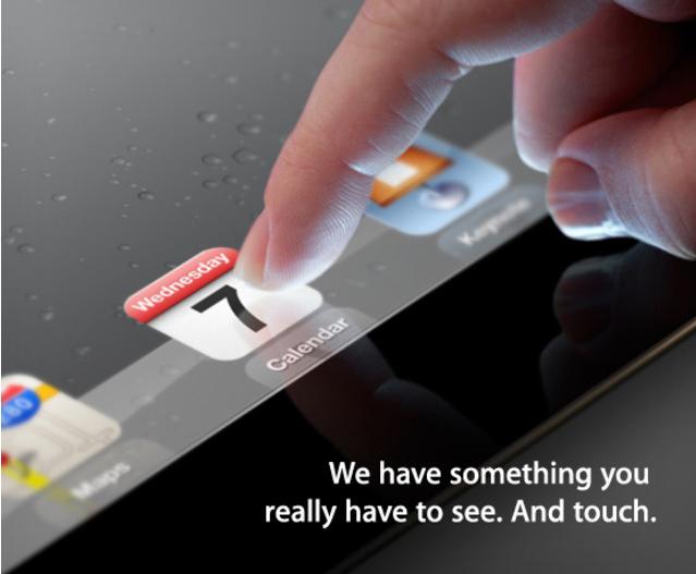 BREAKING: iPad 3 wordt op 7 maart aangekondigd – OFFICIEEL BEVESTIGD