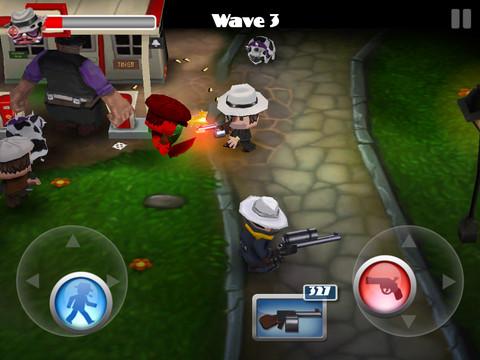 Mafia Rush voor iPad dit weekend GRATIS verkrijgbaar