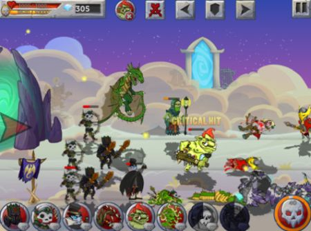 Monster Wars: nu verkrijgbaar voor iPad!