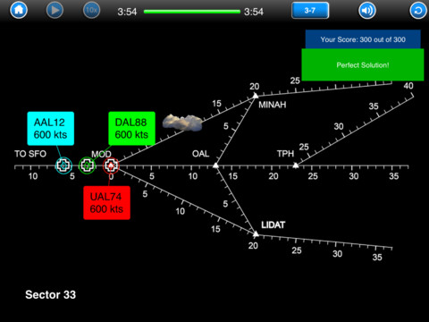 NASA lanceert Air Traffic Controller game voor iPad