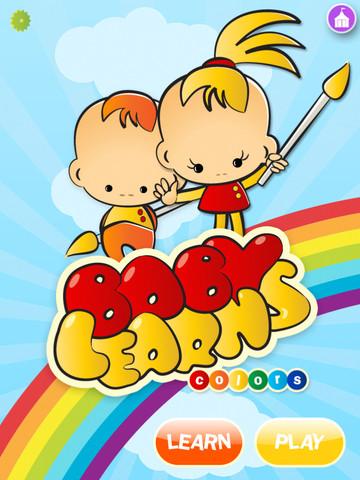 Leer je kind kleuren herkennen met Baby Learns Colors voor iPad [PROMOCODES]