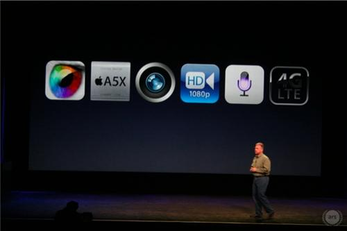 De nieuwe iPad: Retina scherm en A5X processor en 4G [UPDATED]