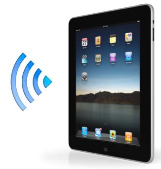 Wi-Fi problemen met nieuwe iPad?