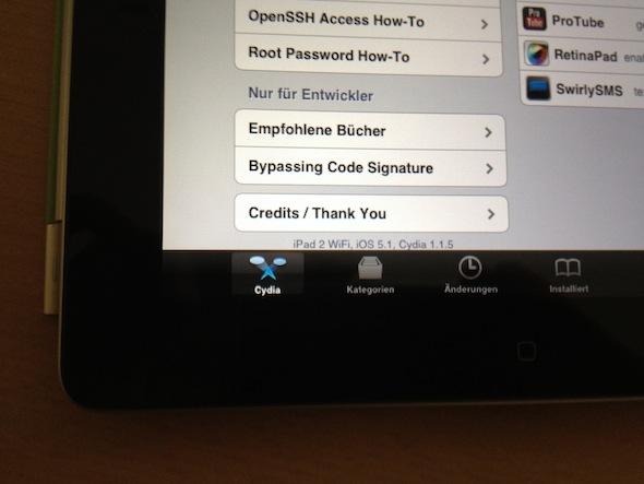 Hacker i0n1c toont jailbreak iPad 2 op iOS 5.1 [JAILBREAK]