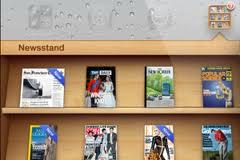 iPad gebruikers besteden dagelijks $70.000 in Apple's Newsstand