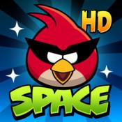 Angry Birds Space krijgt 10 nieuwe eetbare levels