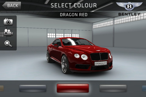 Bentley V8 toegevoegd in Sports Car Challenge